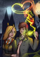 Gryffindor love by nightgrowler