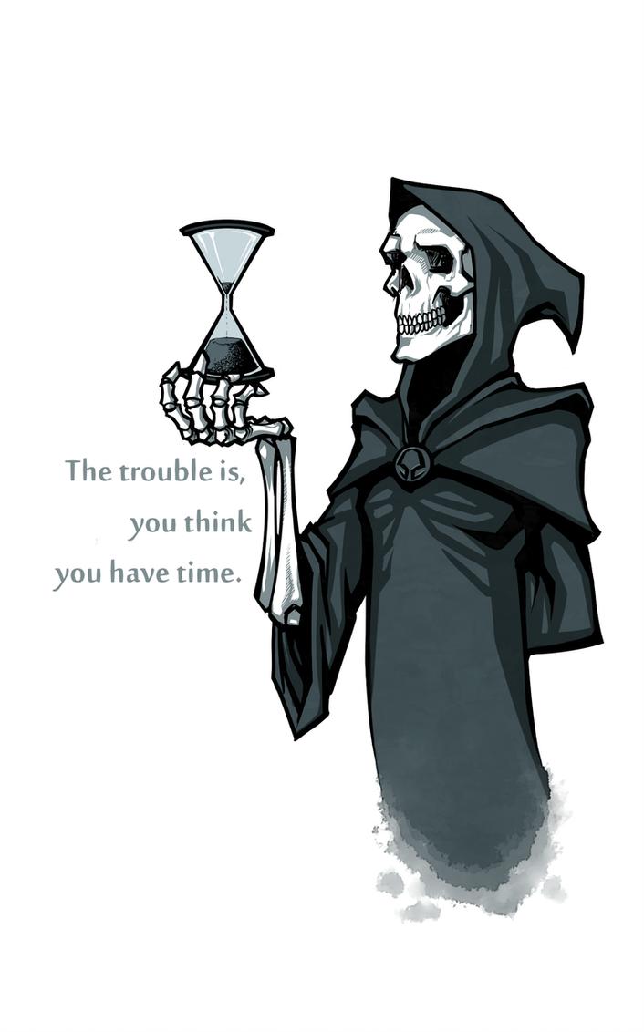 Memento Mortem by nightgrowler