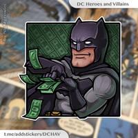 True superpower of Batman
