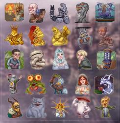 Dark Souls Telegram Sticker Pack
