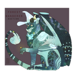 {PW} CLOSED Forest Wanderer - Auction