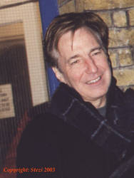 Alan Rickman by JanuaryGuest