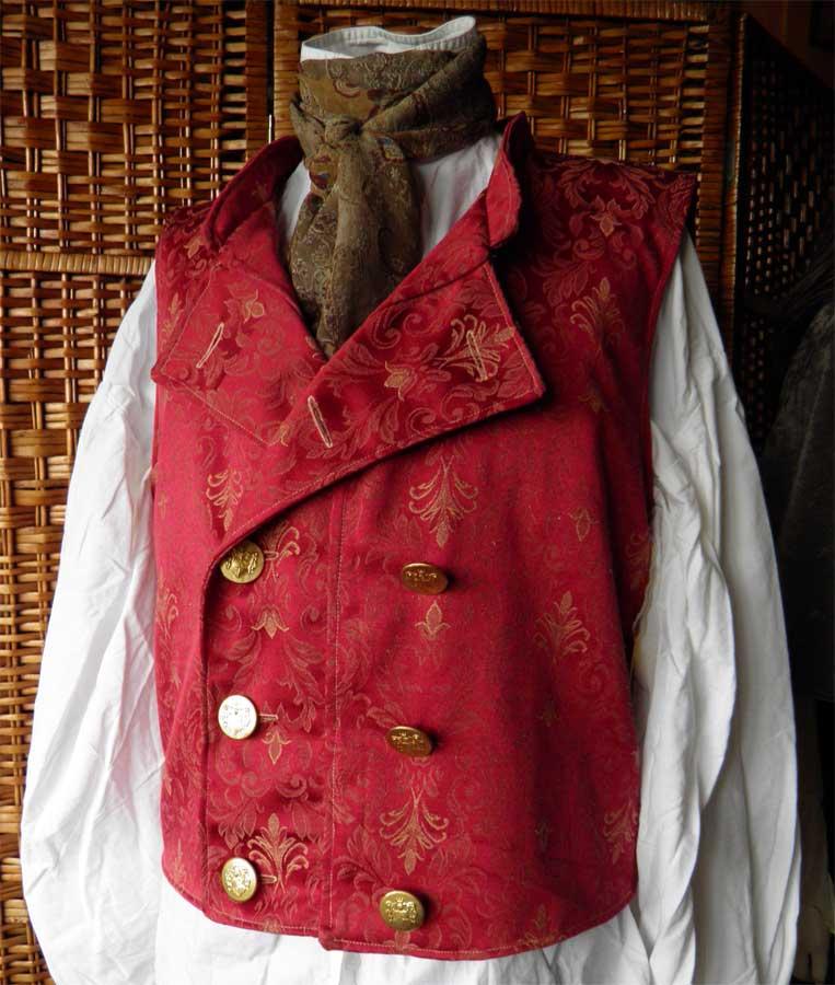 Steampunk waistcoat 1a by JanuaryGuest