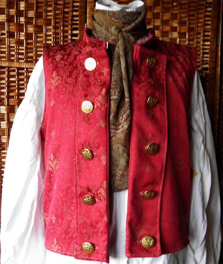 Steampunk waistcoat 1b by JanuaryGuest