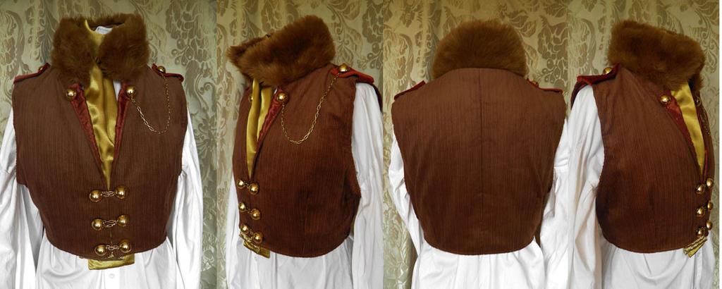 Waistcoat PCW14-1 by JanuaryGuest