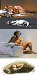 One hour figures by Vanimute