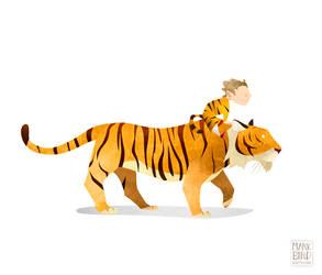 Tiger - Wild Adventure