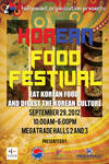 Korean Food Festival - Project for IMAGE - 2T