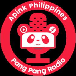 Apink Philippines Pang Pang Radio Logo
