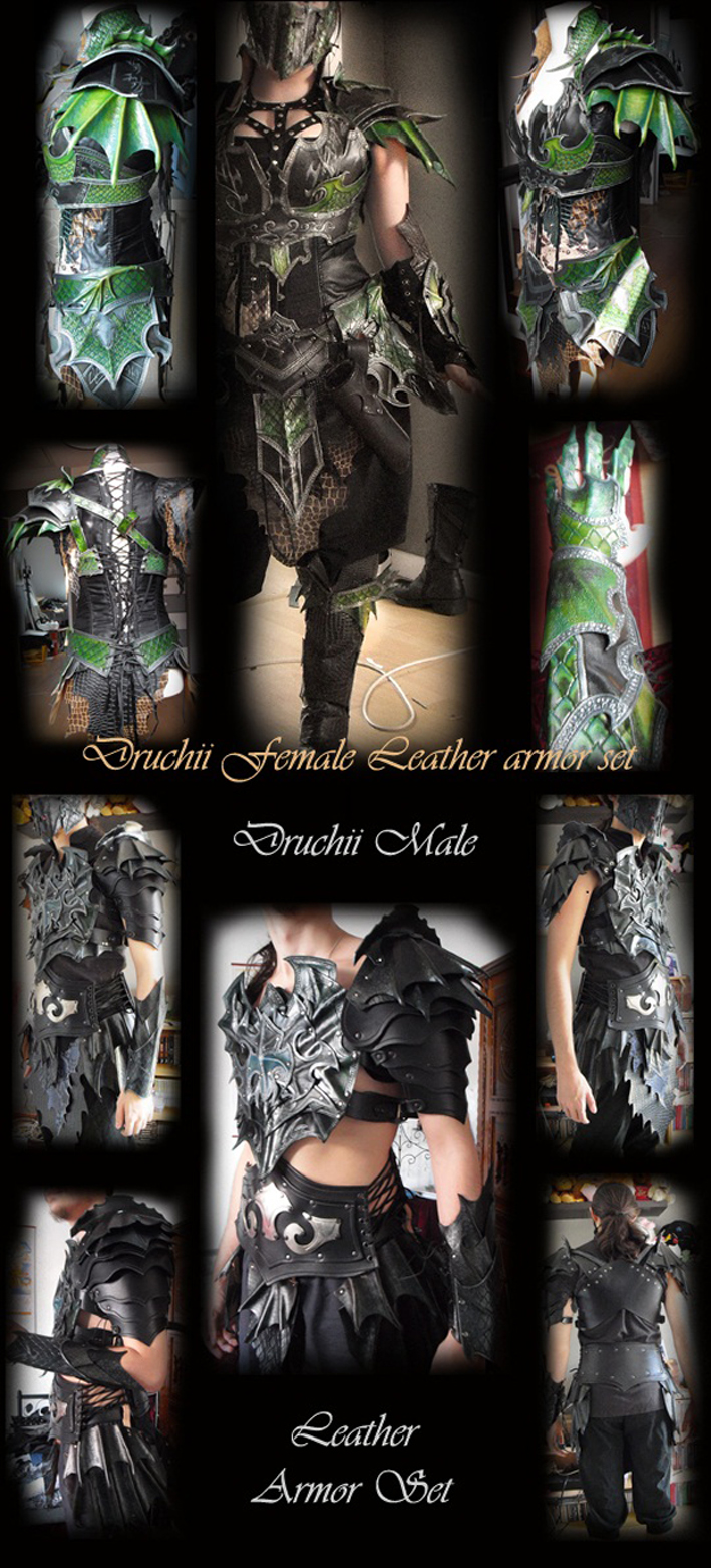 Armor set full by Deakath