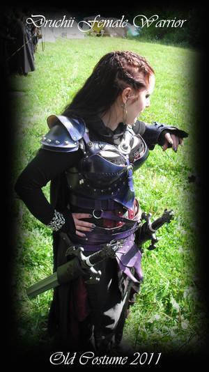 Larp 2011  (dark elves warrior)