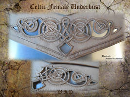 Celtic Female Underbust - WIP