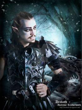 Photoshoot 2013 : Fantasy Druchii Male