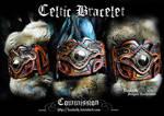 Celtic Male Bracelet : Commission