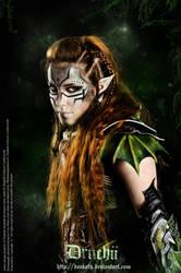 Druchii Female Armor