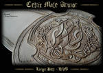 Celtic Male Armor : Belt WIP