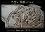Celtic Male Armor : Belt WIP