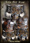 Celtic Male Armor : Torso and Belt