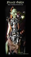 Goblin's Female Armor