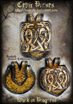 Celtic Male armor : purses