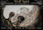 Wolf Spirit - Bag (Work in Progress)