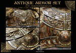 Antique Male armor