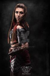 Guild Wars 2 Cosplay : Norn Armor 2