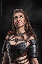 Guild Wars 2 Cosplay : Norn Armor 3