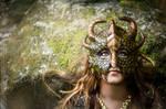 Dragon Mask - Fairytales 2