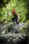 Wood elf armor - fairytales 2