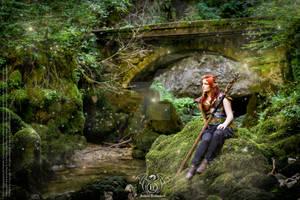 Wood elf armor - fairytales 3
