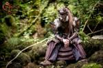 Photoshoot 2015 : Celtic Wolf warrior