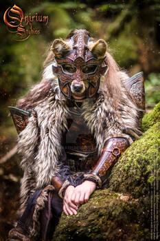 Photoshoot 2015 : Celtic Wolf warrior 3