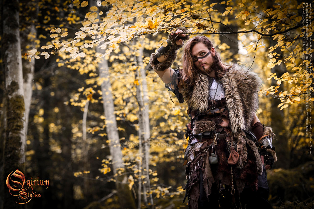 Photoshoot 2015 : Barbarian 3 by Deakath