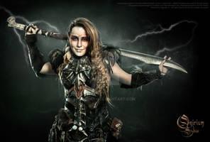 Photoshoot 2015 : Tribal warrior