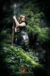 Wood elf armor - fairytales 4