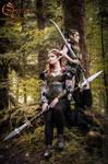 Photoshoot 2016 - Calimacil partnership - elves 2