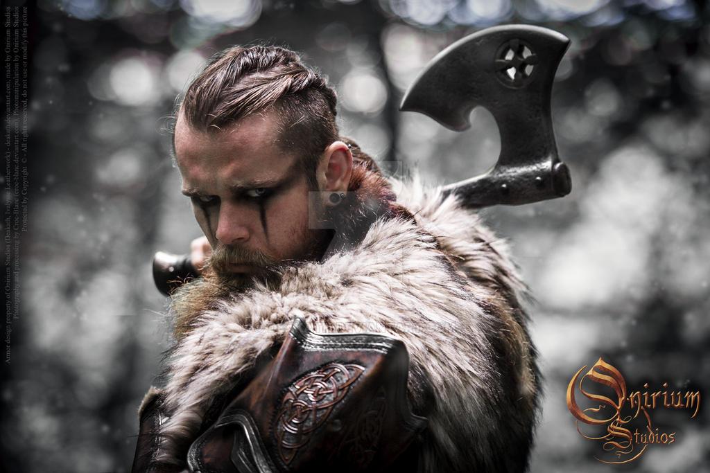 Viking inspired - Calimacil partnership 7 by Deakath