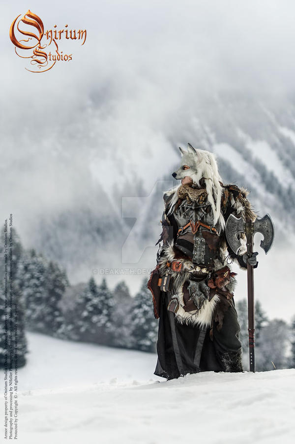 Snow Wolf - Calimacil partnership 2 by Deakath
