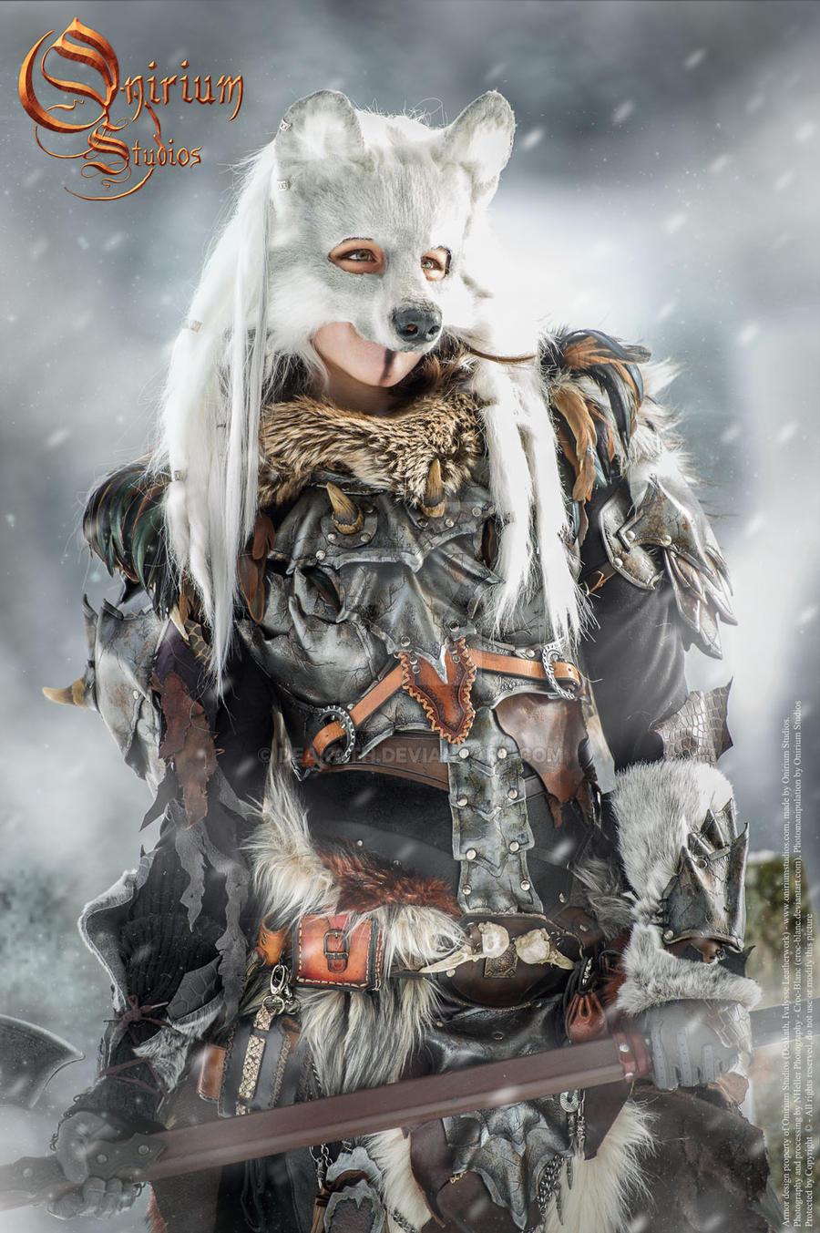 Snow Wolf - Calimacil partnership 3