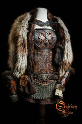 Viking inspired female set