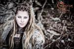 Viking inspired female set - photoshoot 2017 - 3