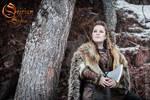 Viking inspired female set - photoshoot 2017 - 4
