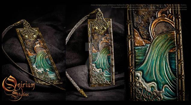 Bookmark - Aquarius Zodiac