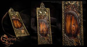 Bookmark - Hobbiton Upgraded