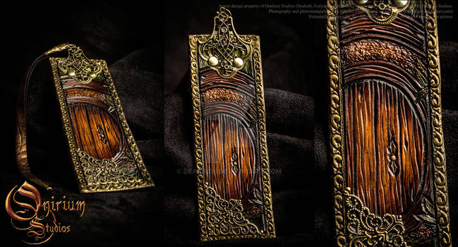 Bookmark - Hobbiton Less detailed