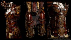 Valkyrie Fantasy Armor 2