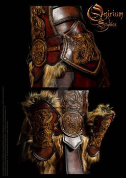 Valkyrie Fantasy Armor 3