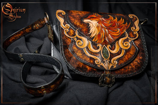 Forest Fairie : The Fox Spirit Bag front