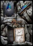 Fantasy Notebook by Deakath